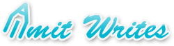 amitwrites logo
